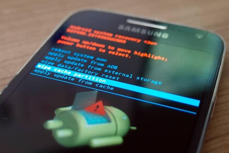 modo de recuperacion en android del celular