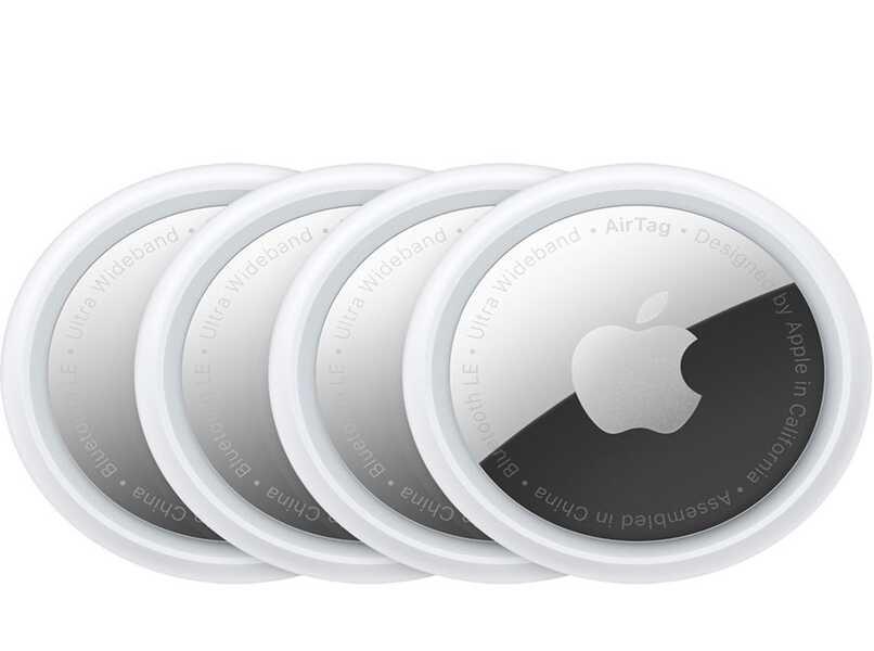 dispositivos airtag apple