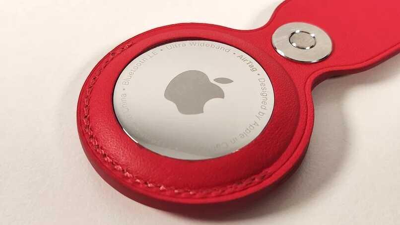 airtag apple accesorio