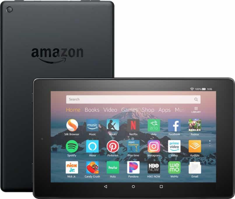 agregar almacenamiento a una tablet amazon kindle fire