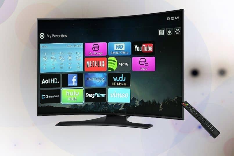 jugar pantalla tv amplia