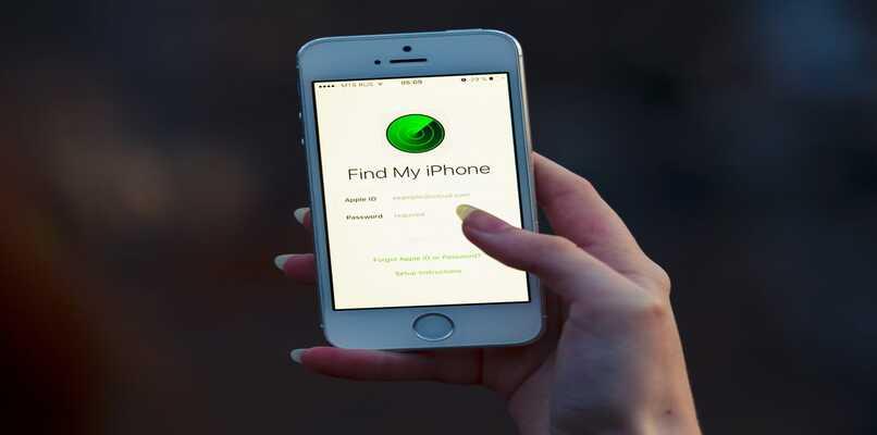 aplicacion find my apple