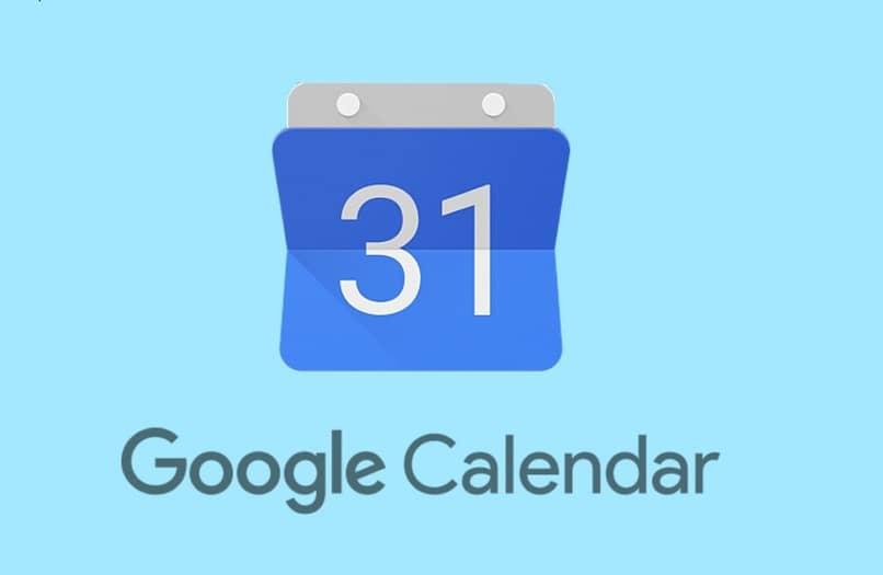 logo de google calendar