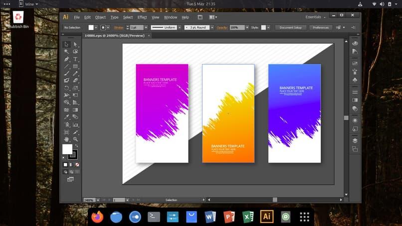 aplicacion ilustrator