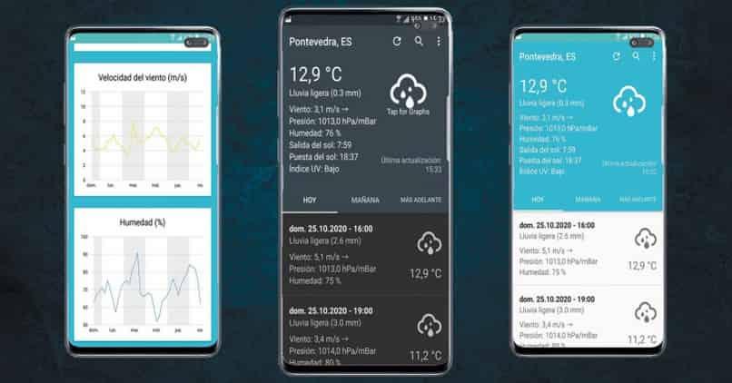 rain alarm app descargar alarma para lluvia