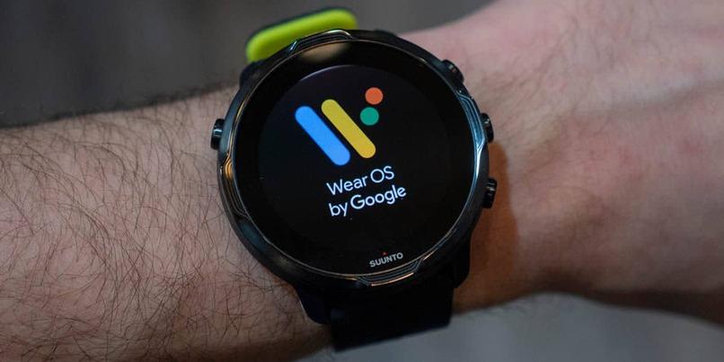 smartwatch usuario wearos