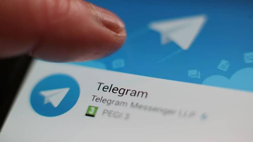 telegram aplicacion mensajeria