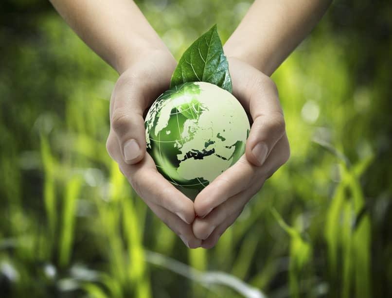 el reciclaje ayuda a la salud del planeta