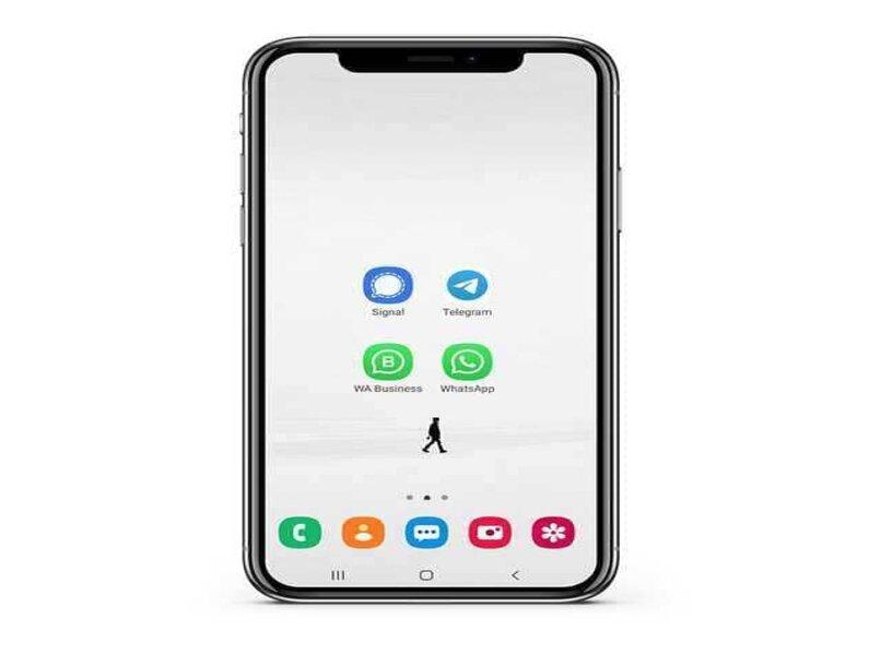 aplicacion signal instalada en android