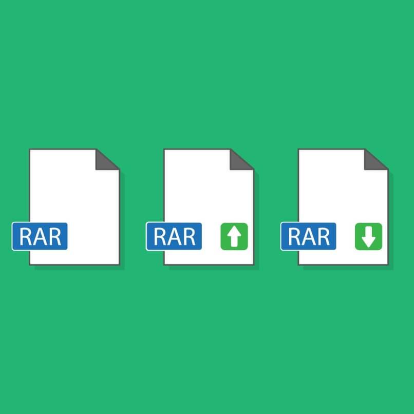 archivos en formato rar