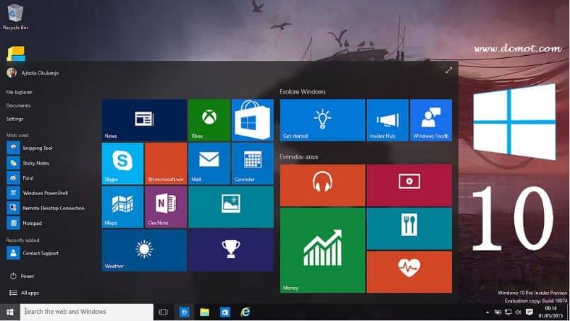 aumentar tamano pantalla windows 10