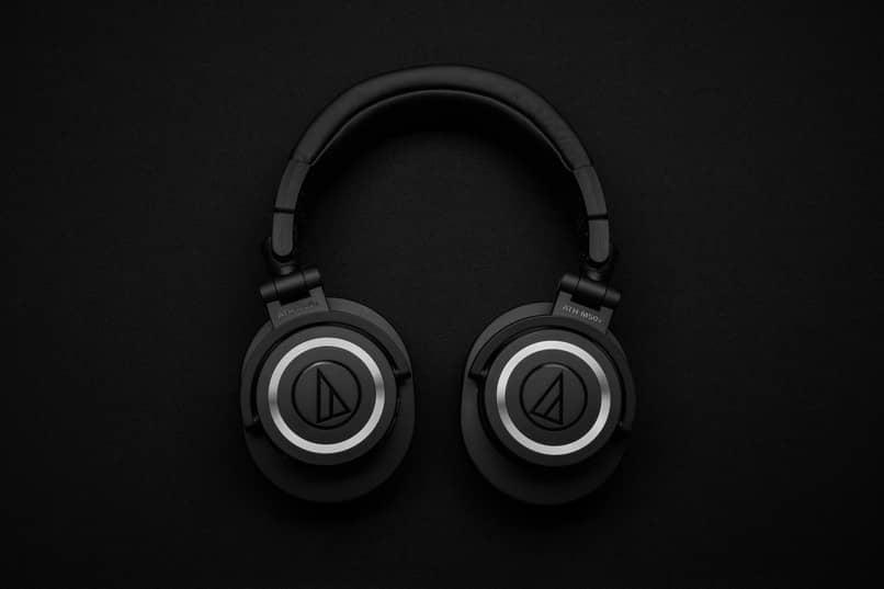 audifonos audio technica