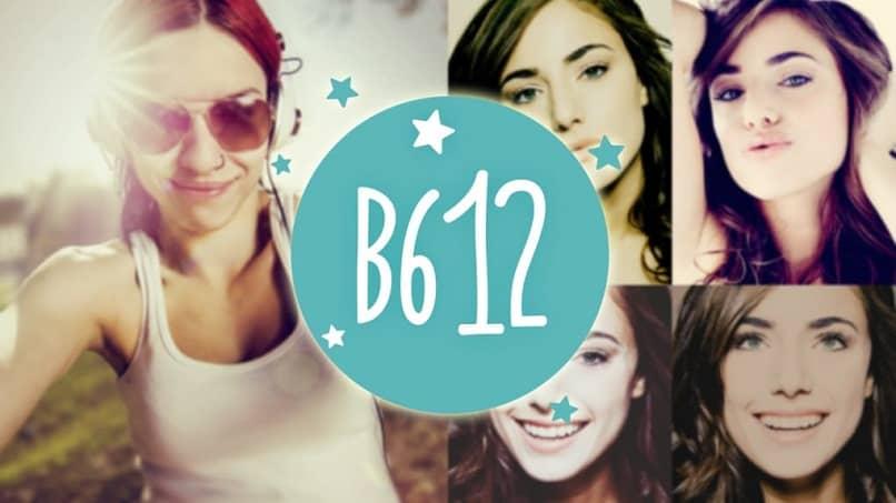 filtros b612