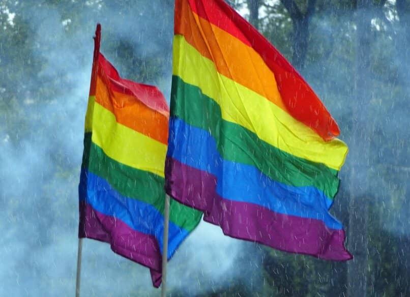 bandera homosexual grindr