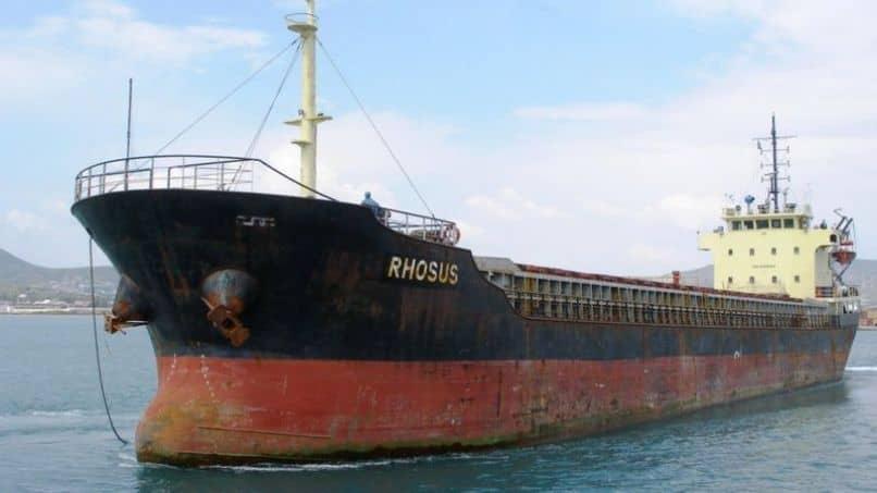 embarcacion de carga