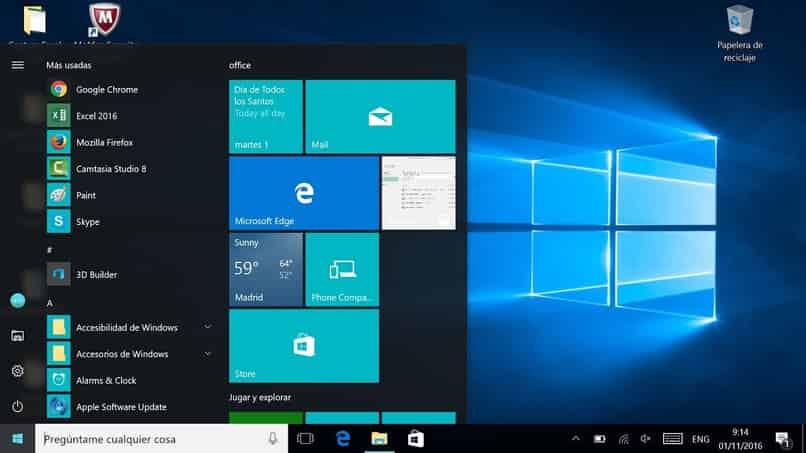 barra de tareas windows 10 para wifi