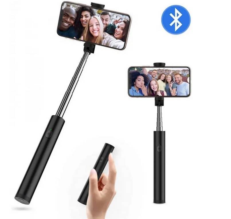baston de selfie con bluetooth
