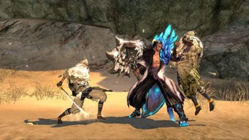 blade soul es un juego similar a word warcraft