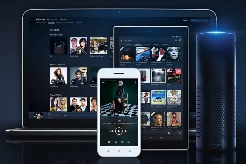 beneficios y compatibilidad que trae music unlimited