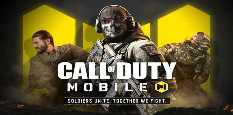 publicidad de cod mobile