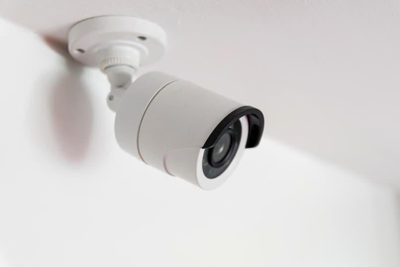 camara web de vigilancia