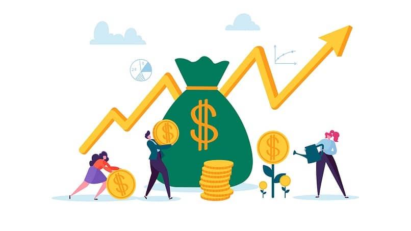 acreedores invierten en una empresa con un capital