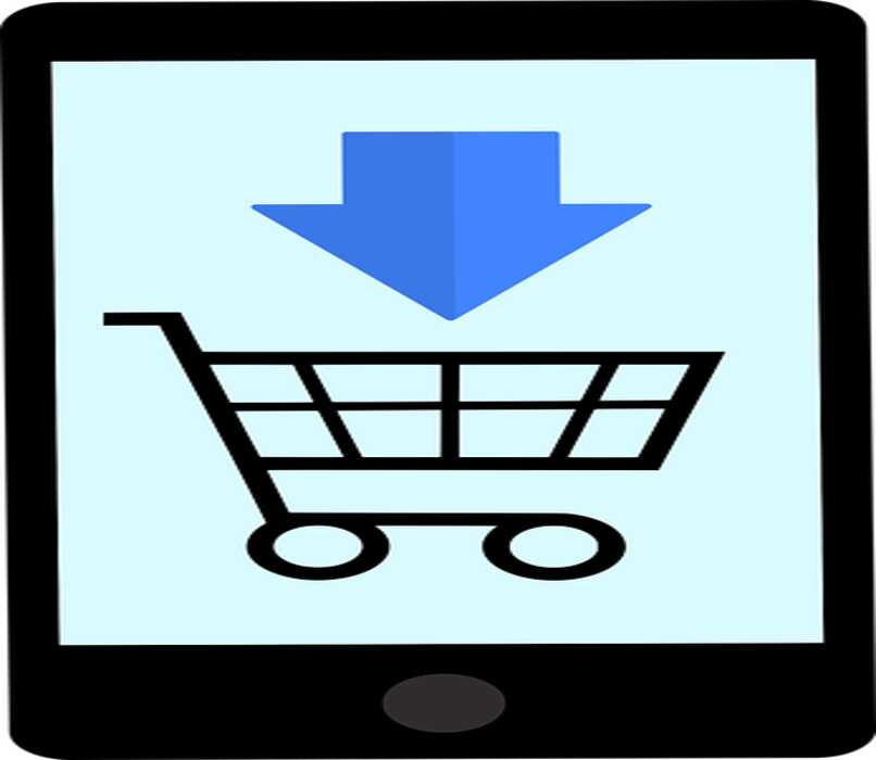 carrito para compran en celular