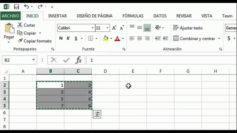 transponer filas y columnas hoja de calculo excel