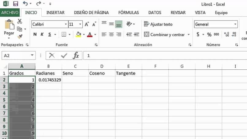 funciones dentro de hoja de calculo excel