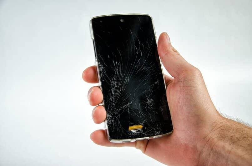 celular roto reparacion