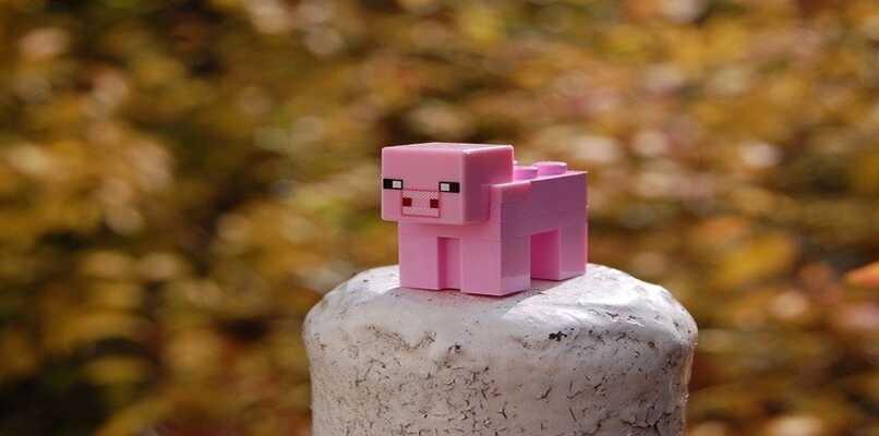 animal del juego minecraft