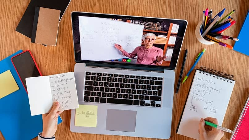 clase virtual google classroom