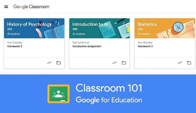 google classroom plataforma como funciona