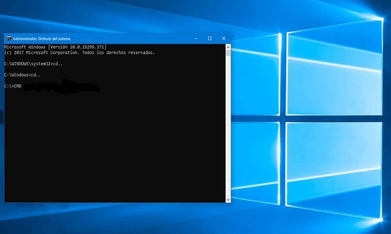cmd simbolo sistema windows
