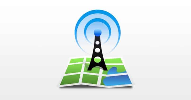cobertura de red en mi celular antena