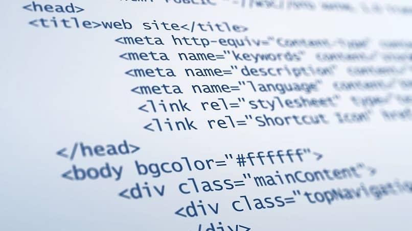 codigos basicos de html