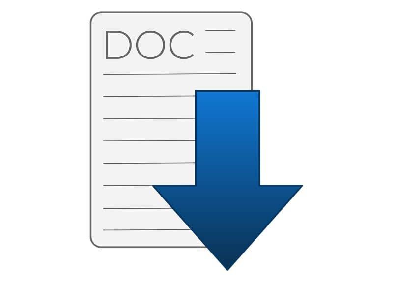 abrir archivo docx