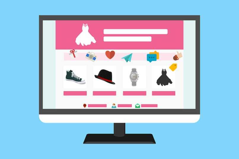 productos de tienda online