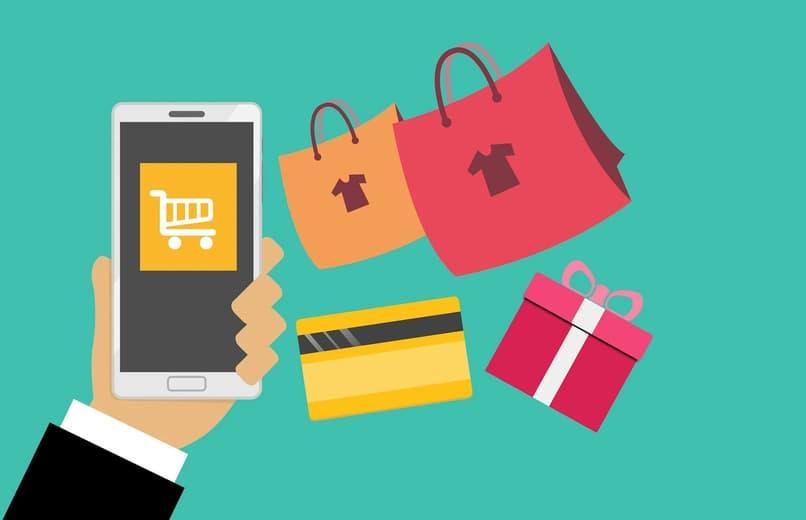 telefono para realizar compras en linea