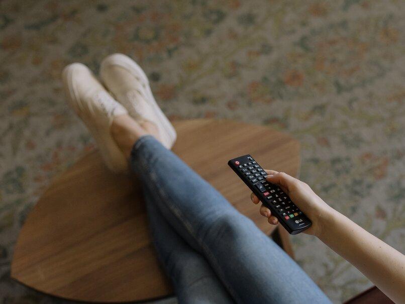configurar televisor