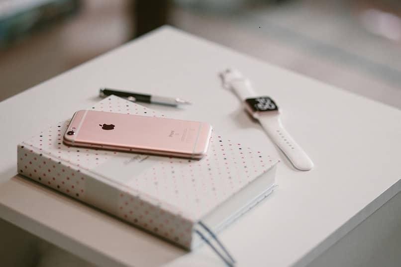 conexion de iphone y watch