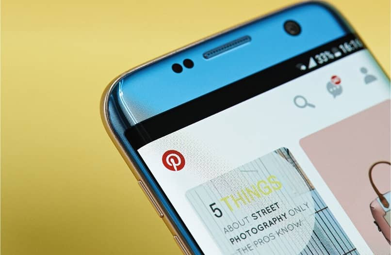 seguidores pinterest movil
