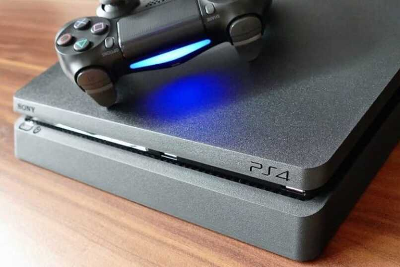 consola de playstation