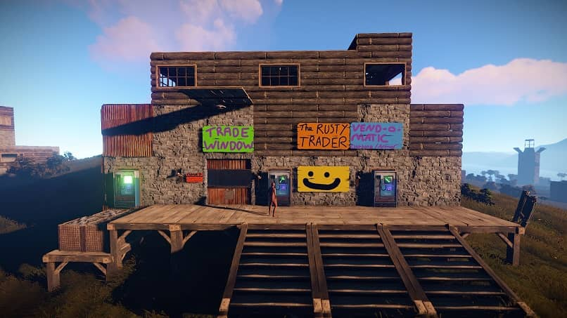 hacer construcciones en Rust