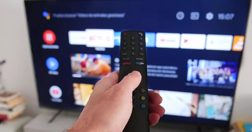 control para android tv