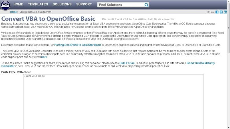 convertidor online de codigos de excel a calc