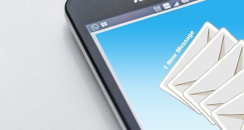 notificaciones correos