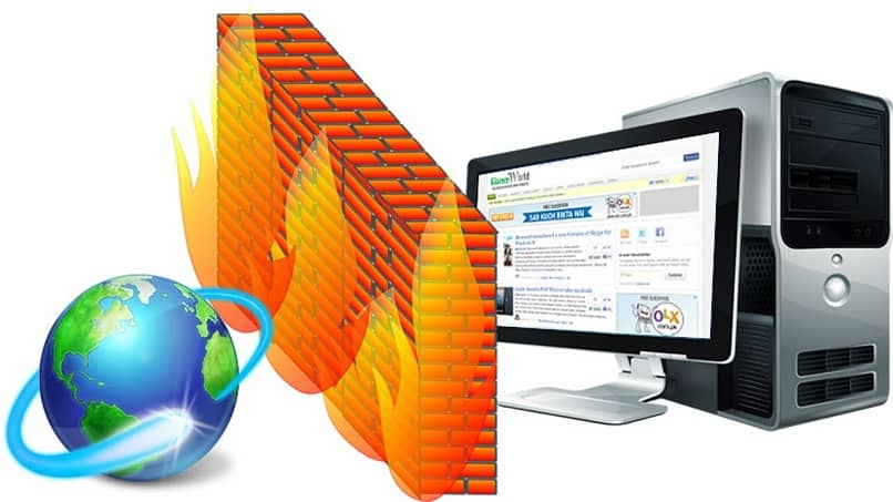 firewall activo en windows