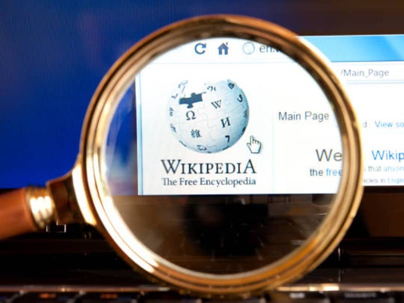 Viendo Wikipedia