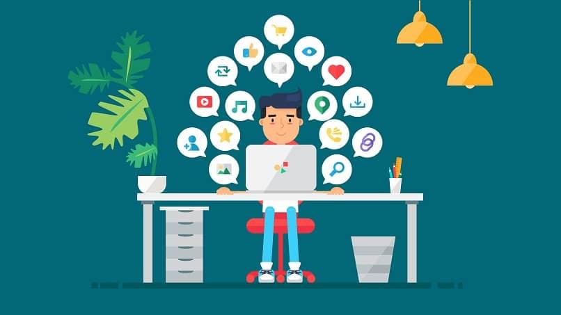 creando contenido para la red